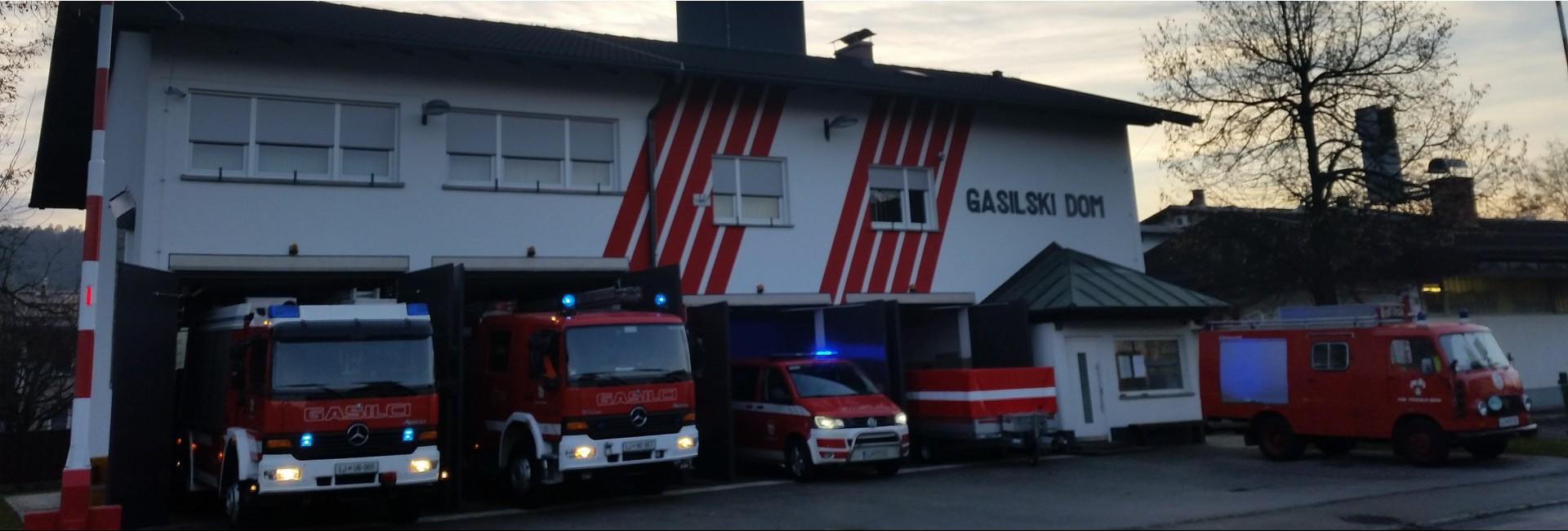 Prostovoljno gasilsko društvo Vižmarje - Brod