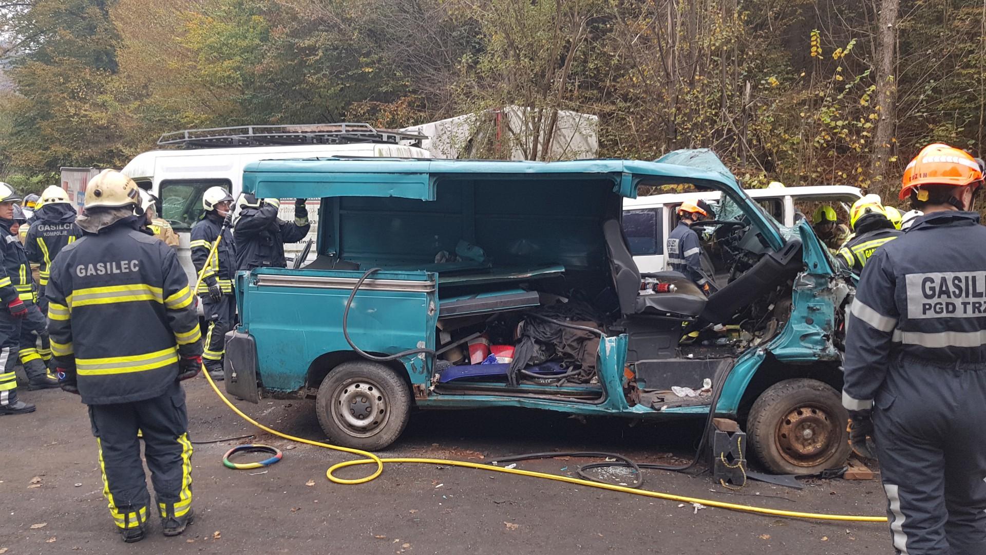 Seminar Heavy Rescue Slovenija - kombinirana vozila