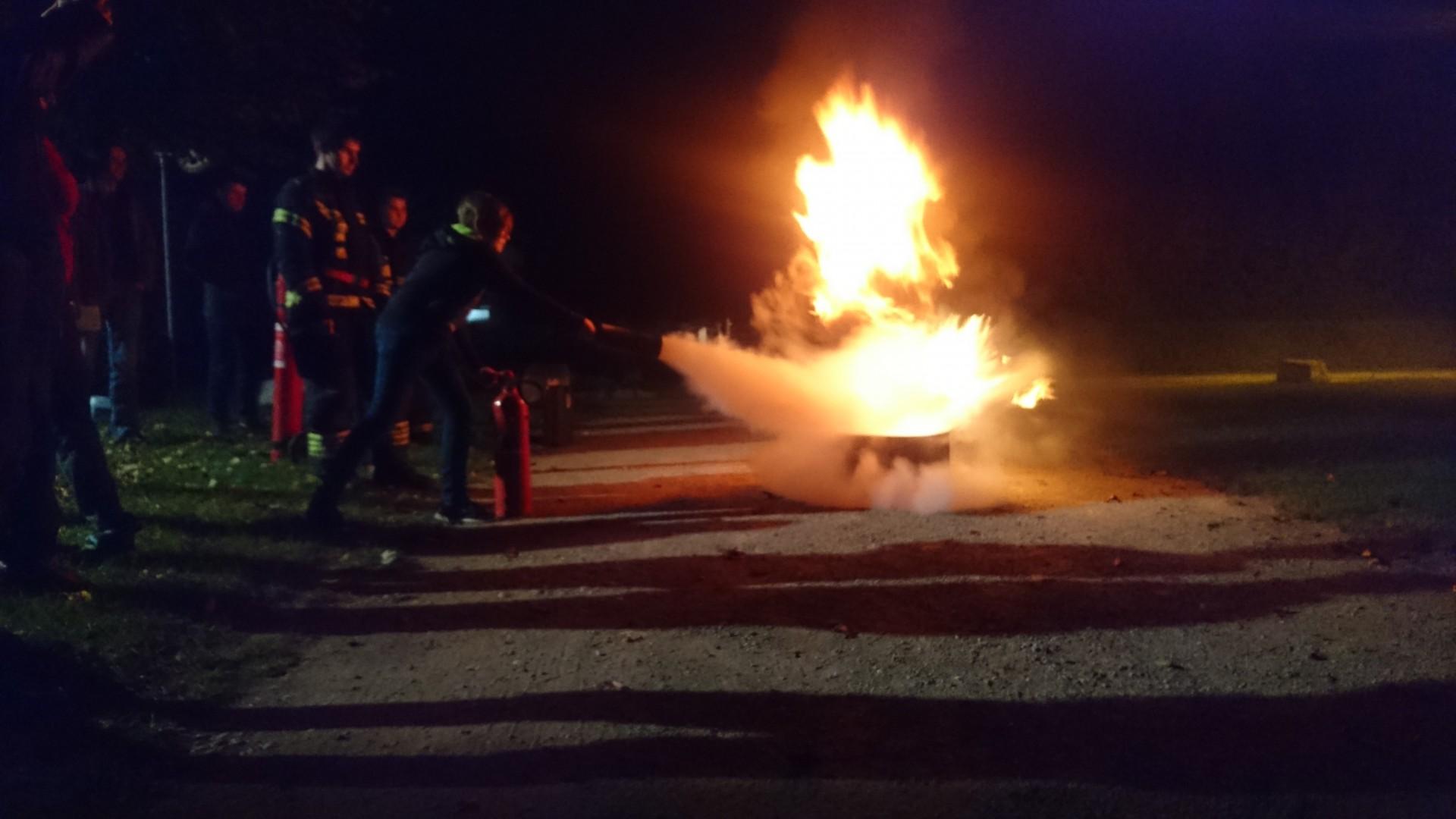 Sredina srečanja gasilske mladine - gasilniki