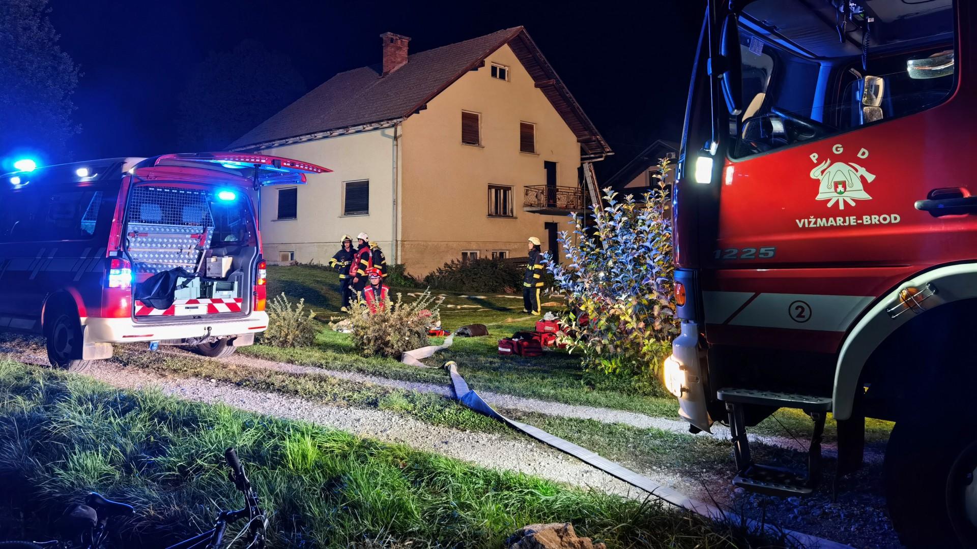 Vaja Požar hiše - Stanežiče