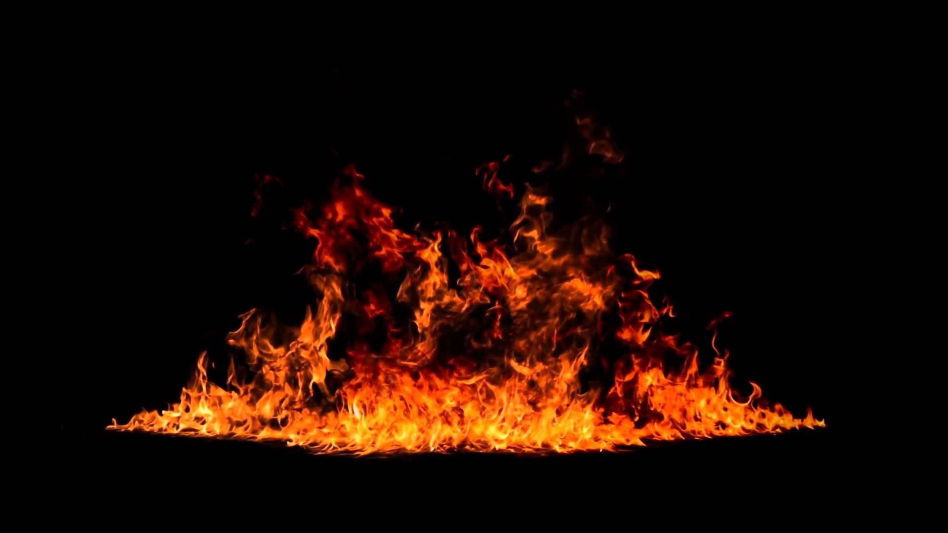 Požar smeti in odpadkov - Obvozna cesta 100