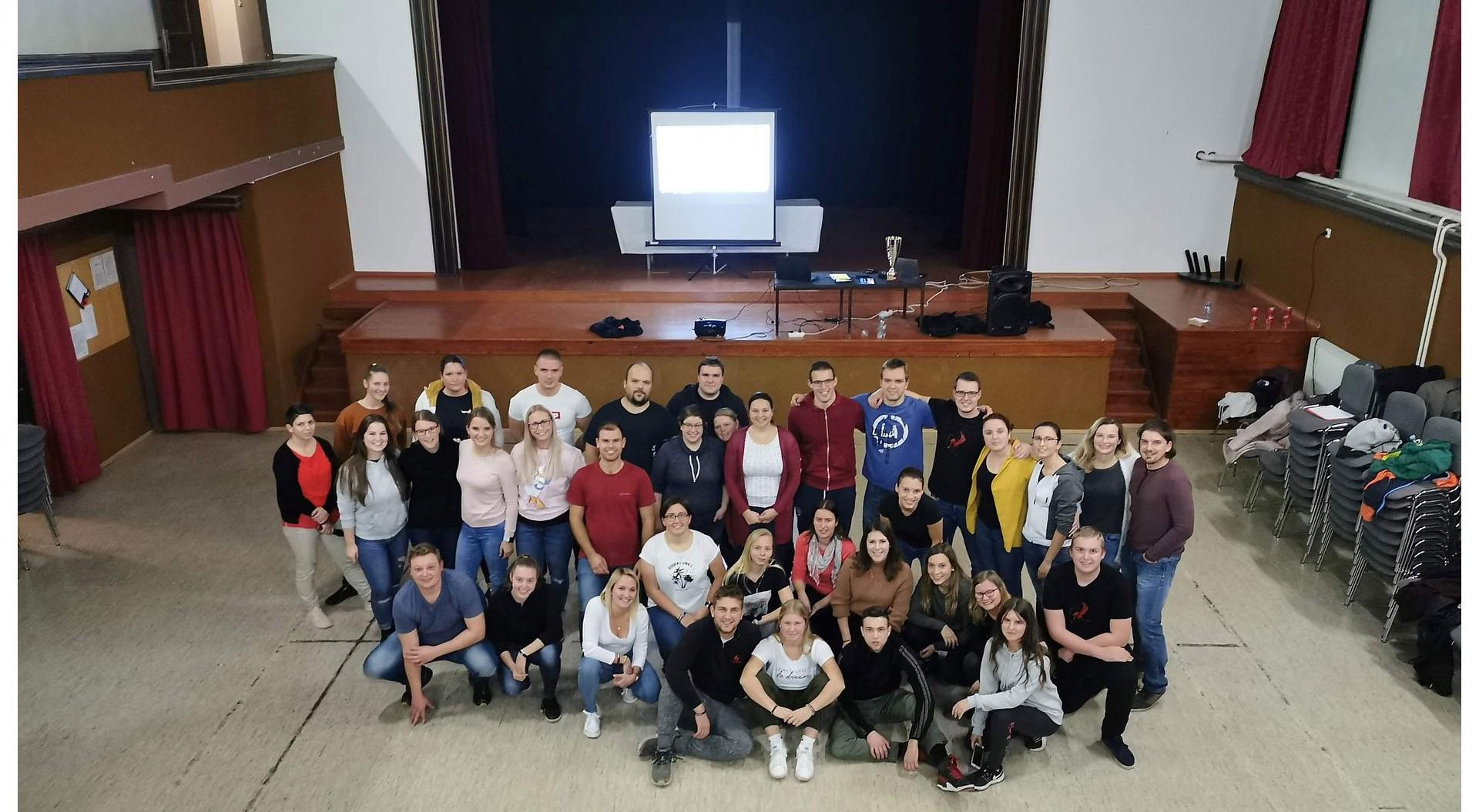 Seminar mentorjev in mentoriada 2019